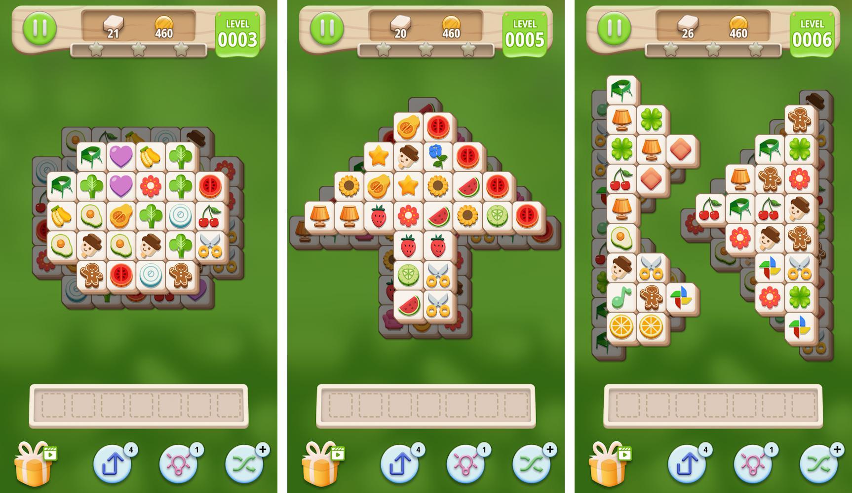 Tiledom - Matching Games