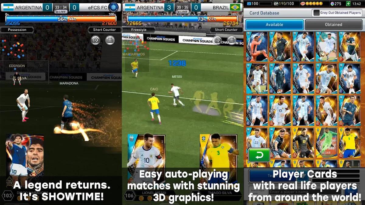 eFootball™ CHAMPION SQUADS