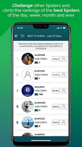 BetMines Free Football Betting Tips & Predictions screenshot 6