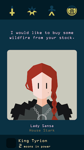 Reigns: Game of Thrones screenshot 1
