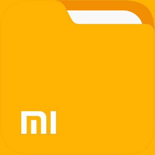 Mi Проводник – работа с файлами и передача иконка