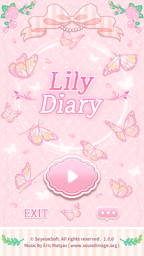 Lily Diary : Dress Up Game screenshot 1