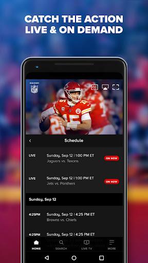 Paramount  | Watch Live Sports, News & Originals screenshot 2