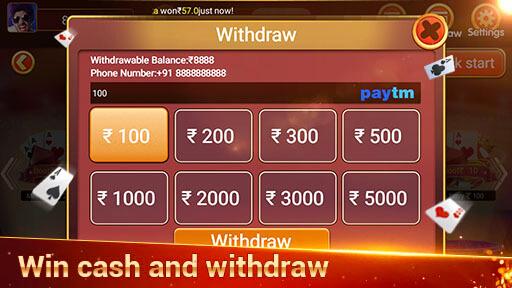 Classic Card Game- Play 3patti Online in Khelo screenshot 3
