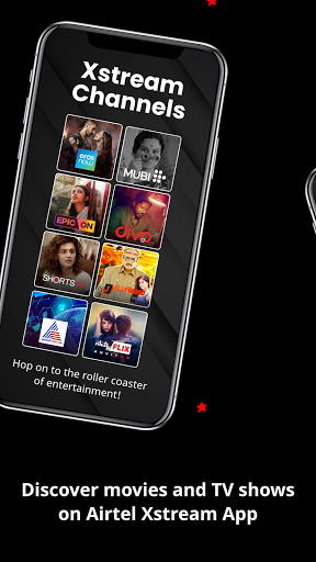 Airtel Xstream App: Movies, TV Shows screenshot 2