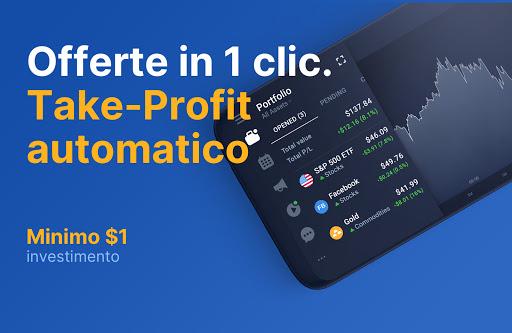 Broker IQ Option: trading online screenshot 3