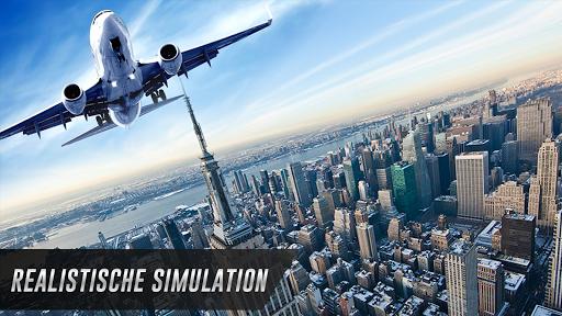 Flugzeug Real Flight Simulator 2021: Pro Pilot 3D screenshot 5