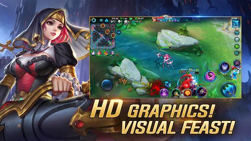 Heroes Evolved 8 تصوير الشاشة