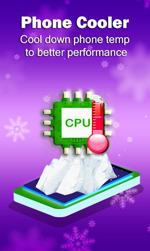 Max Booster: Super Cleaner, Phone CPU Cooler screenshot 2