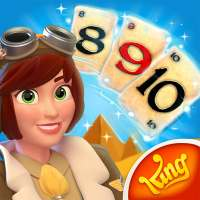 Pyramid Solitaire Saga on 9Apps