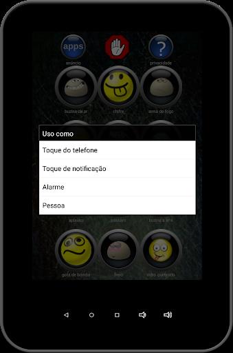 Efeitos Sonoros screenshot 4