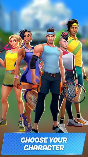 Tennis Clash: Multiplayer Game screenshot 4