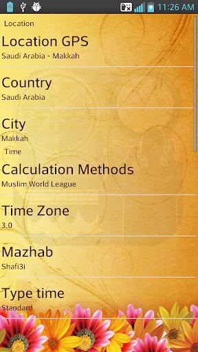 AzanTime: Qibla Direction screenshot 3