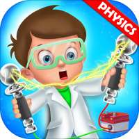 Science Experiments in Physics Lab – Fun & Tricks on 9Apps