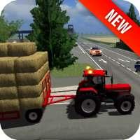 водить машину трактор транспорте on 9Apps