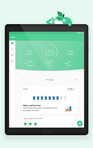 Lifesum - Diet Plan, Macro Calculator & Food Diary screenshot 12