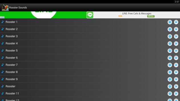 Hahn-Sounds Klingeltöne screenshot 5