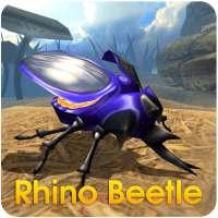 Rhino Beetle Simulator on 9Apps