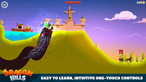 Dragon Hills screenshot 2