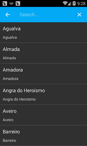 Weather Portugal screenshot 5
