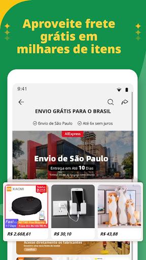 AliExpress - Compras inteligentes, Vida Melhor screenshot 5