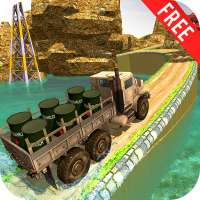 OffRoad US Army Truck Transport Simulator 2020 on 9Apps