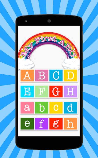 My First ABC Alphabets screenshot 1