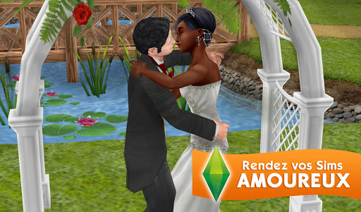 Les Sims™  FreePlay screenshot 3