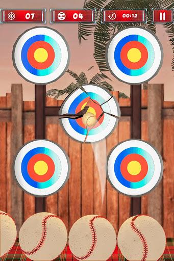 Tin Can Smasher - Hit & Knock Down Ball Shooter 3D screenshot 1