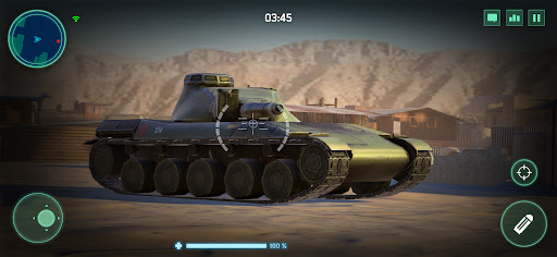 War Machines: Tank Army Game screenshot 7