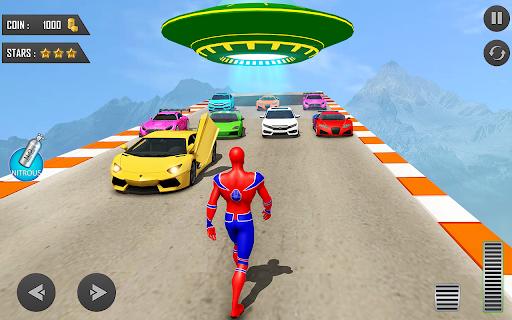 Mega Ramp Car Stunt Driving Games - Car Games screenshot 4