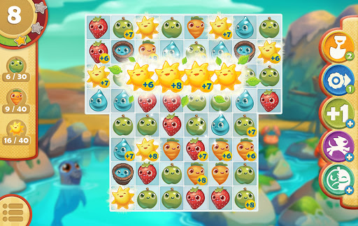 Farm Heroes Saga скриншот 22