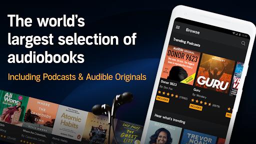 Audible - Amazon 오디오북 screenshot 1