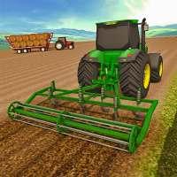 Modern Farming Simulation: Rolnictwo ciągników on 9Apps
