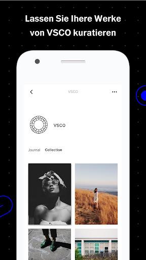 VSCO: Foto- und Video-Editor screenshot 6