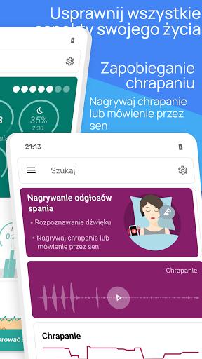 Sleep as Android: Budzik śledzący cykle snu screenshot 2