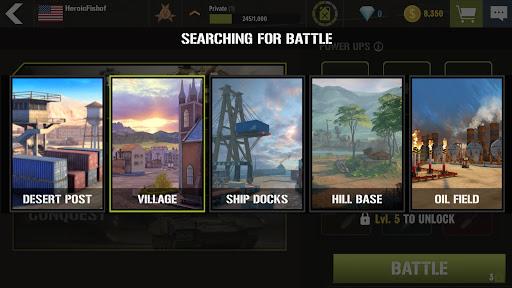 War Machines: Tank Army Game screenshot 5