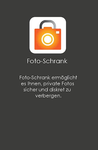 Foto-Schrank screenshot 1