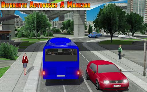 Ciudad Autobús Simulador 3D - Adictivo juego screenshot 4