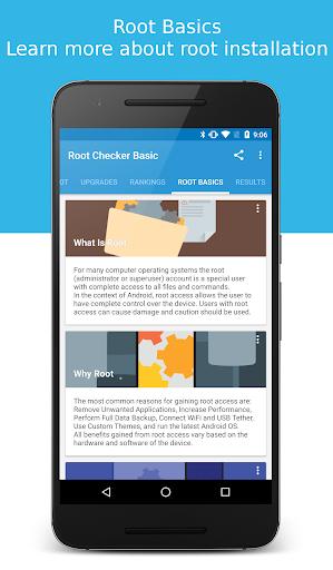 Root Checker 3 تصوير الشاشة