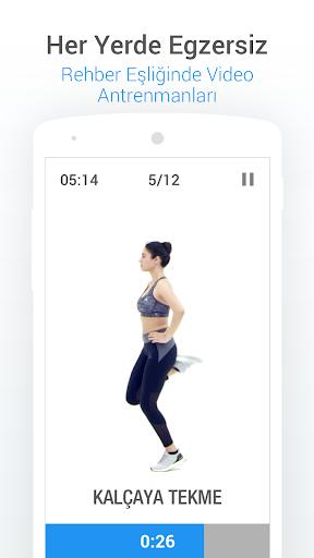 Pedometre - Adım Sayıcı, Kalori ve Kilo Takipçisi screenshot 4