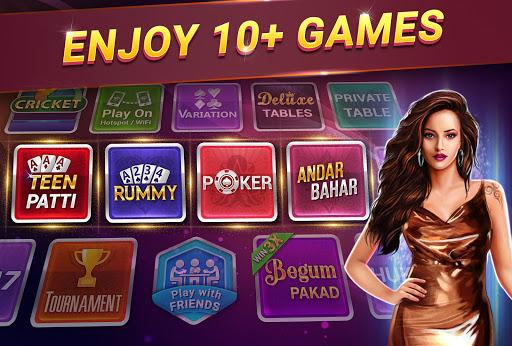 Teen Patti Gold - 3 Patti & Rummy & Poker screenshot 2