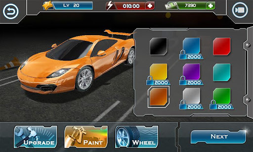Turbo Driving Racing 3D screenshot 10