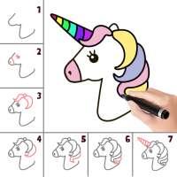 Stok figuur:Hoe te tekenen Stap voor stap. on 9Apps