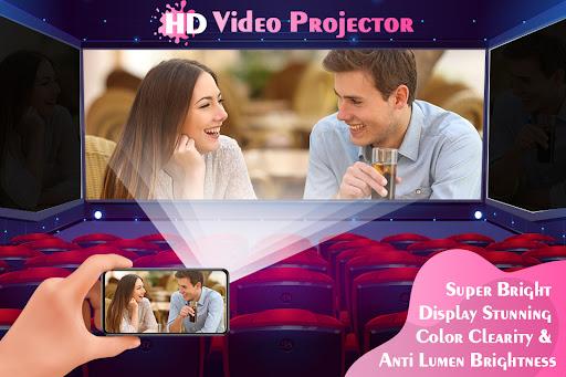 HD Video Projector Simulator screenshot 5