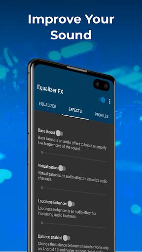 Equalizer FX screenshot 2