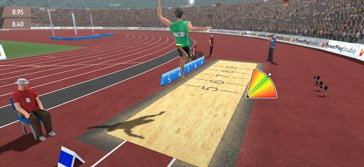 Athletics Mania: Atletica leggera giochi estivi screenshot 8