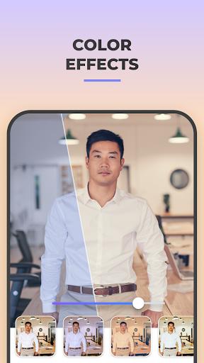 FaceApp - Face Editor, Makeover & Beauty App स्क्रीनशॉट 7