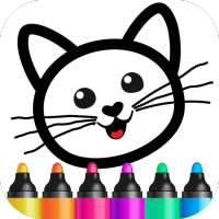 Bini Drawing for Kids! Learning Games for Toddlers on 9Apps