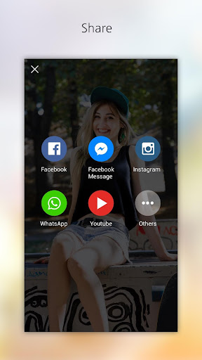 Music Video Maker: Slideshow screenshot 4